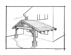 exterior porch design