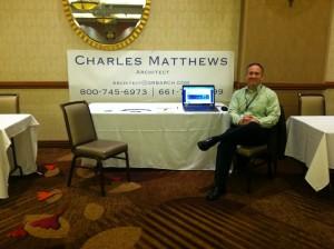 Charles Matthews, Architect